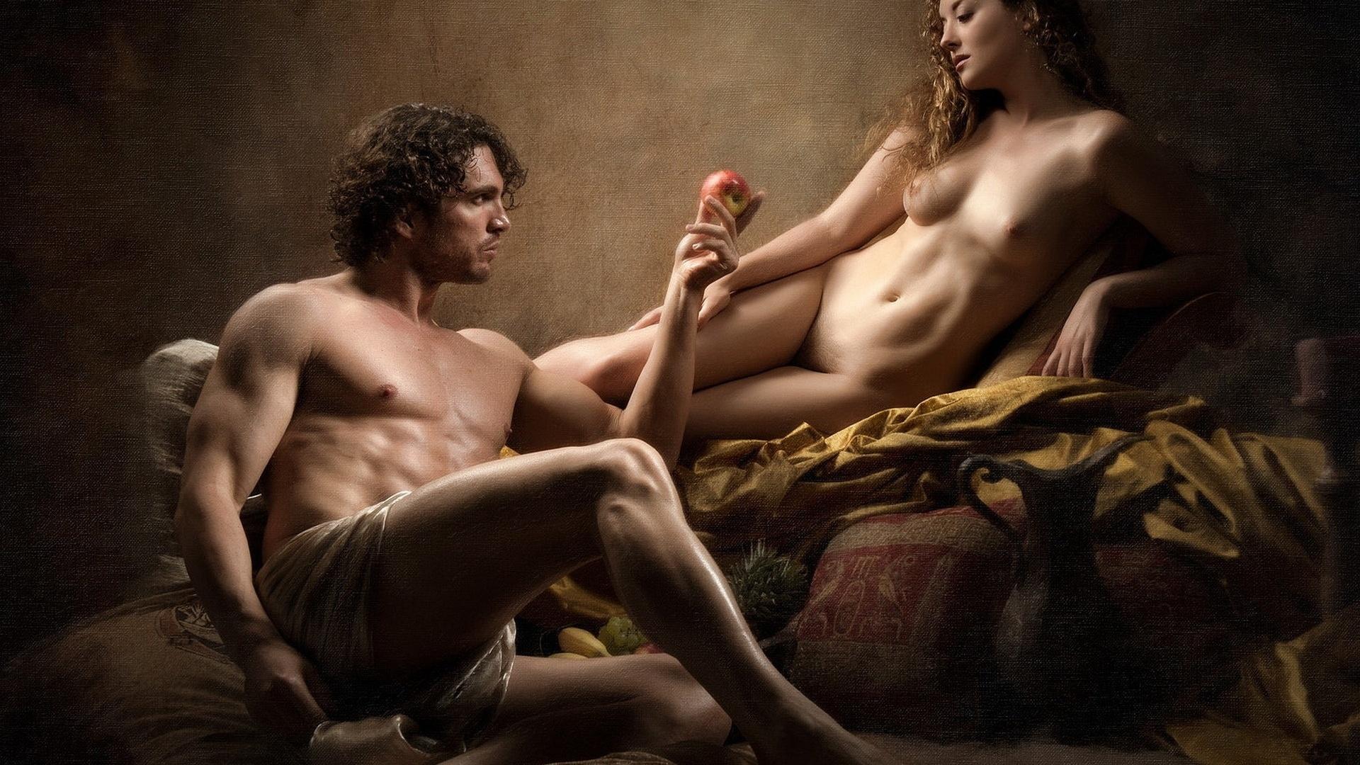 фотографии голых девушек и мужчин